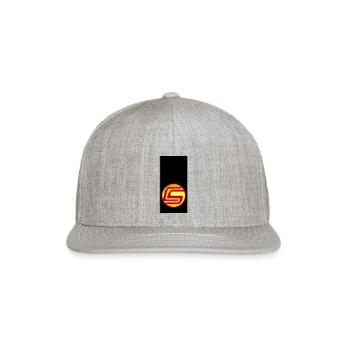 siphone5 - Snap-back Baseball Cap