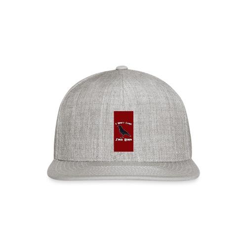 iPhone 5 - Snapback Baseball Cap