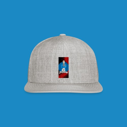 iphone54 - Snap-back Baseball Cap