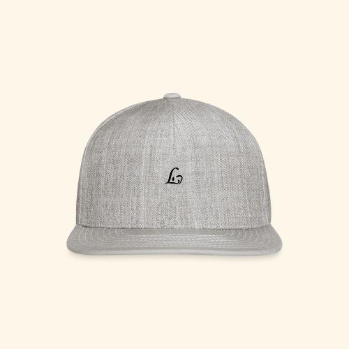 Light Logo 1 - Snap-back Baseball Cap