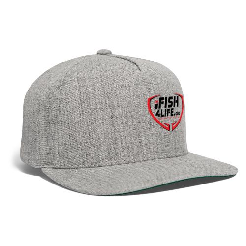 iFish4Life.org - Snapback Baseball Cap