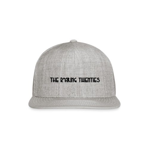 THE ILLennials - TRT - Snapback Baseball Cap