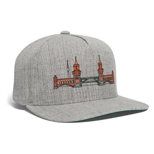 Oberbaum Bridge Berlin - Snapback Baseball Cap