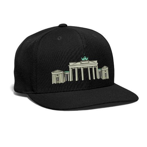 Brandenburg Gate Berlin - Snap-back Baseball Cap