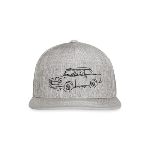 Car Trabant - Snapback Baseball Cap