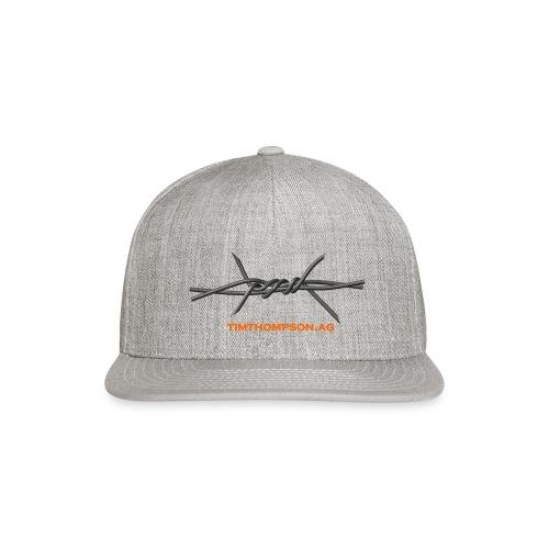 T Shirt Wire - Snapback Baseball Cap