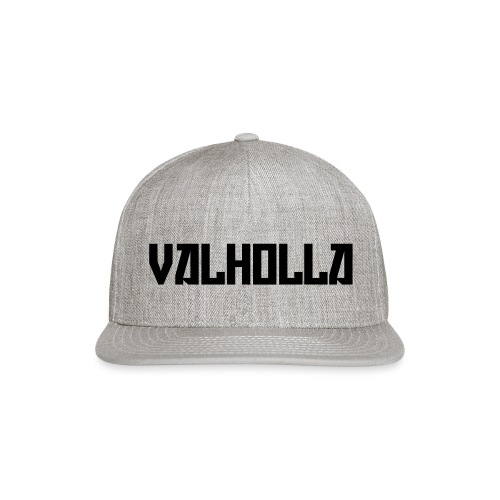 valholla futureprint - Snap-back Baseball Cap
