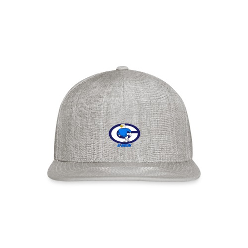 GHOSTB - Snap-back Baseball Cap