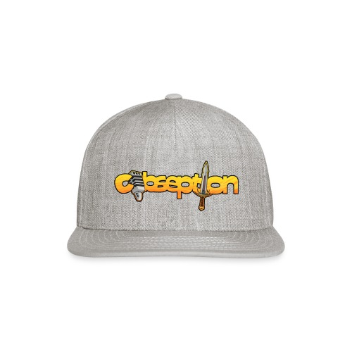 CIBLOGO png - Snap-back Baseball Cap