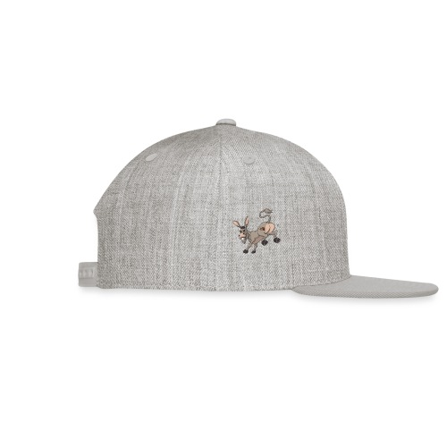 donkey png - Snap-back Baseball Cap