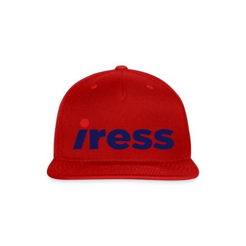 8315434_116333421_IRESS_L - Snap-back Baseball Cap