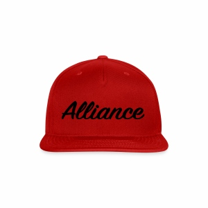 Alliancelogo - Snap-back Baseball Cap