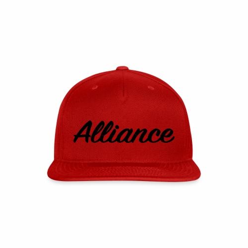 Alliancelogo - Snap-back Baseball Cap