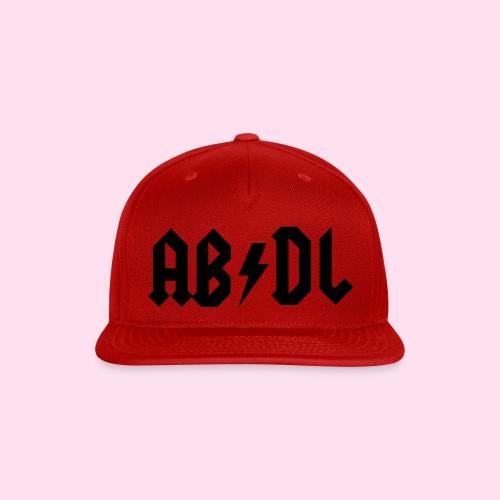 ABDL Rock - Snap-back Baseball Cap