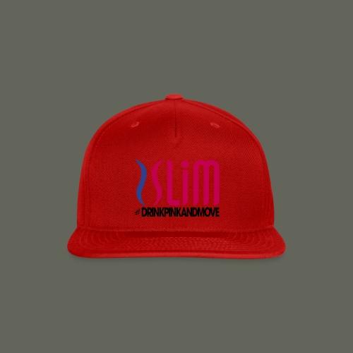 Plexus_Slim_shirt - Snap-back Baseball Cap