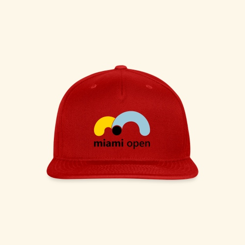 MIAMI 2017 - Snap-back Baseball Cap