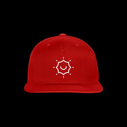 Solar Flair Icon + TheeFeelGoods - Thefeelgoodflow - Snap-back Baseball Cap