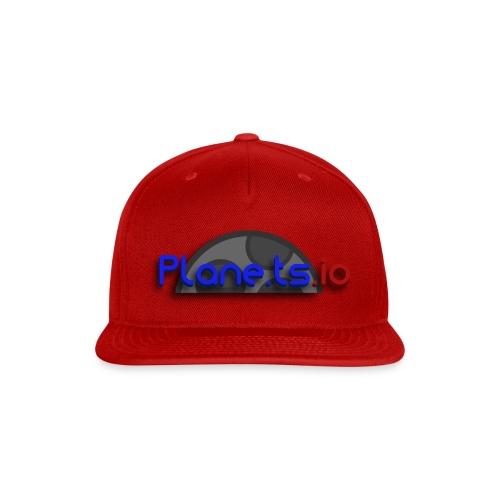 biglogo - Snap-back Baseball Cap