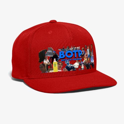 BOTP - Snapback Baseball Cap