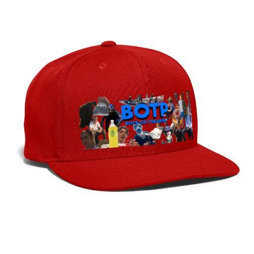 BOTP - Snap-back Baseball Cap
