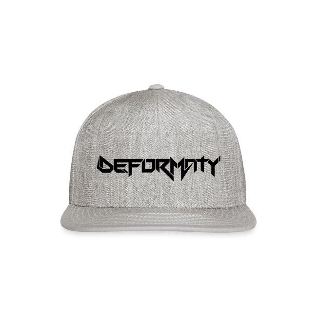Deformaty Logo Black