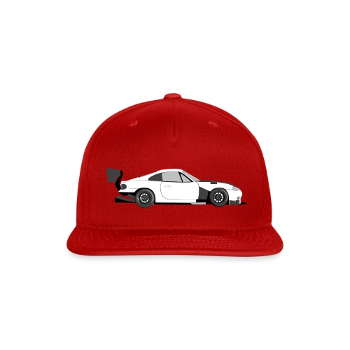 Beavis NB Race car - Snap-back Baseball Cap