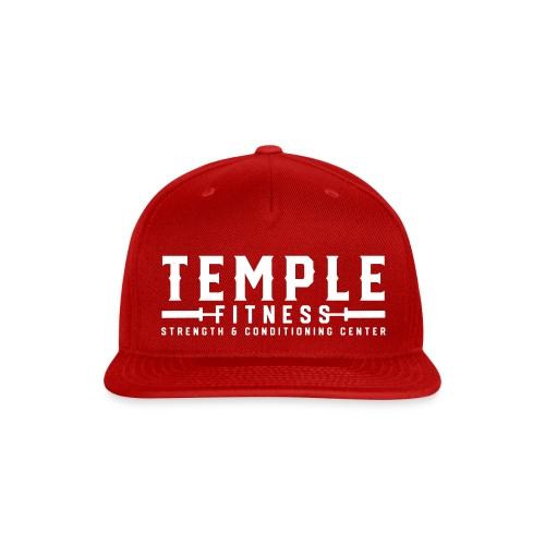 TF Logo 2018 - Snap-back Baseball Cap