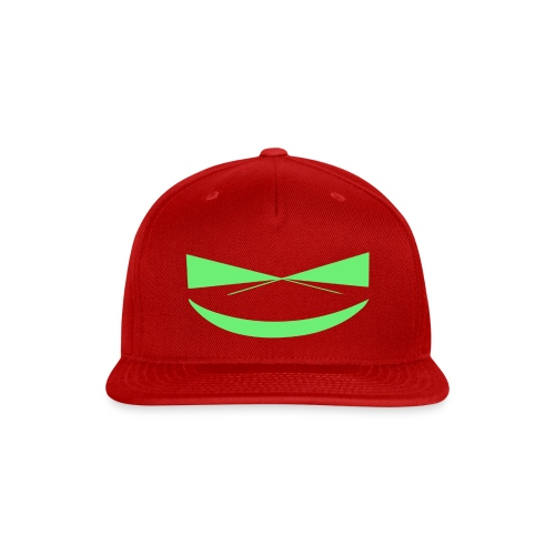 Troll's Smile - Snap-back Baseball Cap
