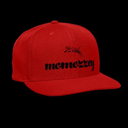 momozzey clothing - Snap-back Baseball Cap