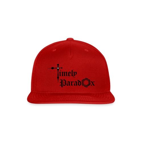 Timely Paradox - Snap-back Baseball Cap
