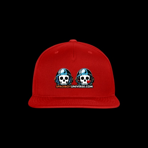 Spaceboy Universe Spaceboy and Surlana - Snapback Baseball Cap