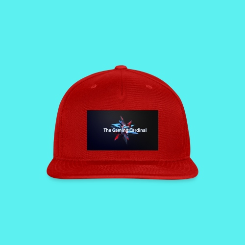 Picture1 - Snap-back Baseball Cap
