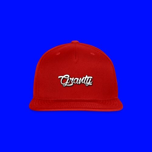Official Logo of Granty - Snap-back Baseball Cap