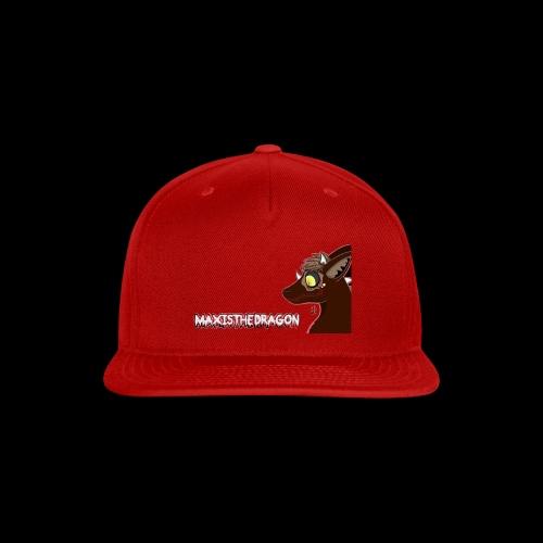 Halloween Maxis Design - Snap-back Baseball Cap