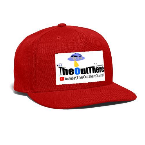 NewBannerOTChan2018 - Snap-back Baseball Cap