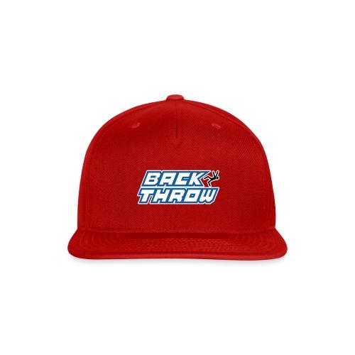 Back Throw Logo - Snap-back Baseball Cap