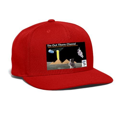 UFO Pyramids2019 New Logo with Back Crew Logo - Snap-back Baseball Cap