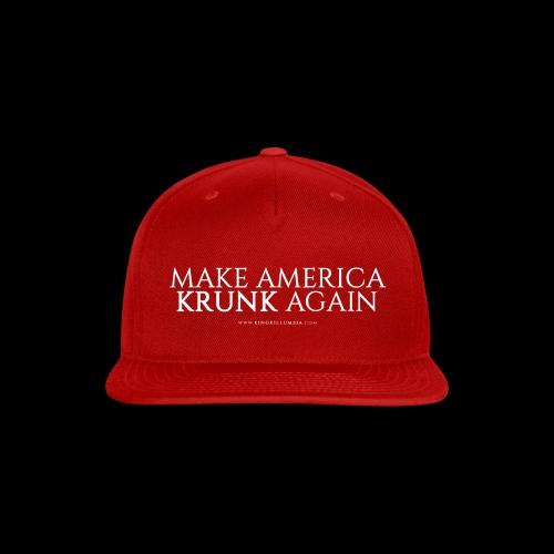 Make America Krunk Again - Snap-back Baseball Cap