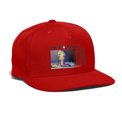 DETONATE - Snap-back Baseball Cap