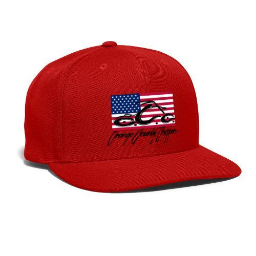 OCC America - Snap-back Baseball Cap