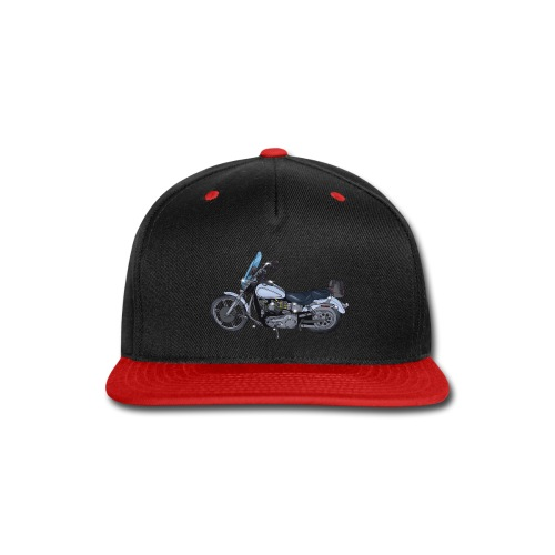 Motorcycle L - Snap-back Baseball Cap