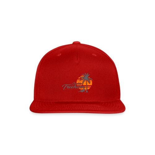 jackie treehorn productions logo - Snap-back Baseball Cap