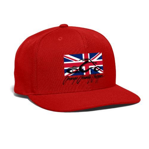 OCC UK - Snap-back Baseball Cap