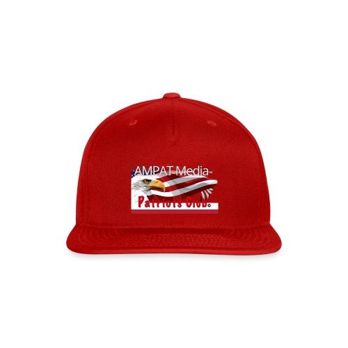 AMPAT Patriot Club - Snap-back Baseball Cap