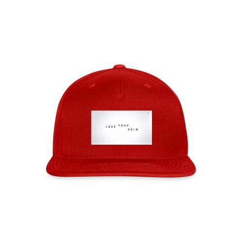 Teen Wolf Lose Your Mind - Snap-back Baseball Cap