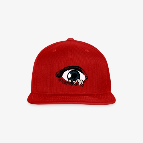 eye - Snap-back Baseball Cap