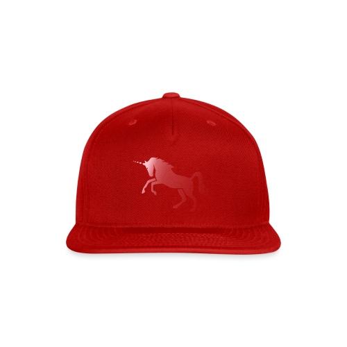 UNICORN1 - Snap-back Baseball Cap