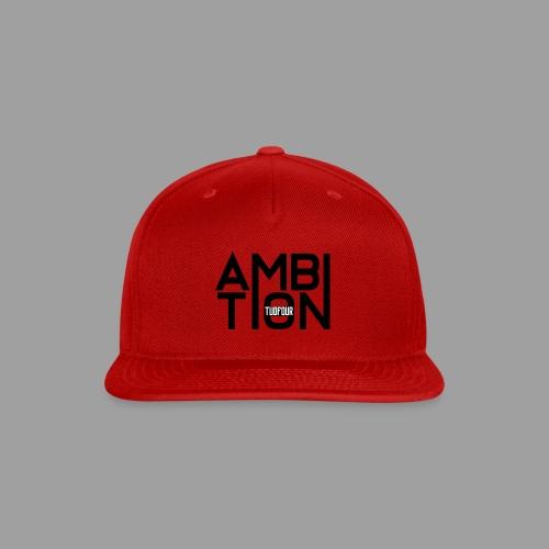 Ambitionitis - Snap-back Baseball Cap