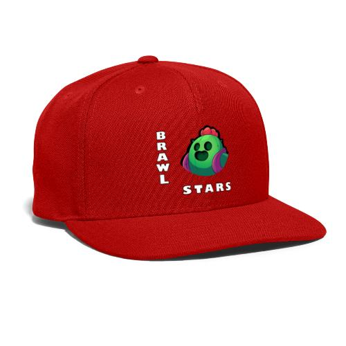 brawl spike - Snap-back Baseball Cap