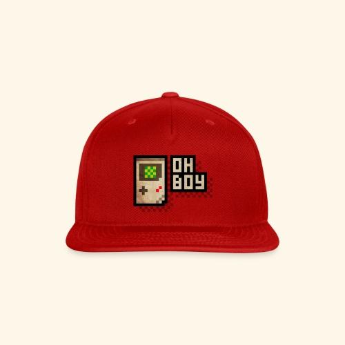 Oh Boy - Snap-back Baseball Cap